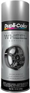 Dupli-Color HWP101 Silver High Performance Wheel Paint 12 oz New Free Shipping