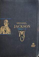 Michael Jackson - History I & II - Coffret 2 DVD