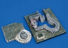 Verlinden 1/35 Panzer III Tank Turret Bunker Atlantic Wall Series WWII 1734