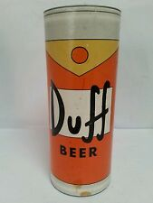 THE SIMPSONS - Duff Beer Puzzle Game Vintage Matt Groening Fox Collectible Game