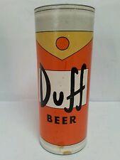 THE SIMPSONS - Simpsons Duff Beer Puzzle Game Vintage Matt Groening Fox Retro