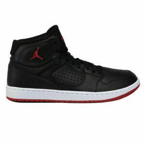 Nike Jordan Access Men's Trainers Shoes Black/White/Red Multi-Sz AR3762 001