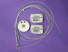 Front Left Power Window Regulator repair kit LH for 07-12 Hyundai Elantra or I30