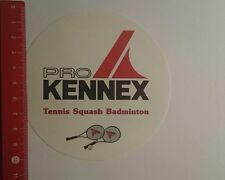 Aufkleber/Sticker: Pro Kennex Tennis Squash Badminton (210117119)
