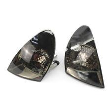 Smoked Left Right Pair Park Signal Lights for 99-01 BMW 323i 328i 320i 325i 330i