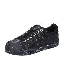 scarpe bambina SOLO SOPRANI 26 EU sneakers nero glitter BT294-26