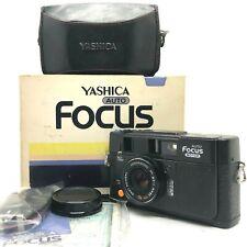 【UNUSED】Yashica Auto Focus Motor 35mm Point & Shoot Film Camera 38mm f/2.8 Japan