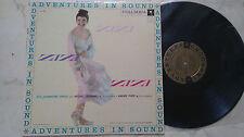 ZIZI JEANMAIRE sings US COLUMBIA LP 60s