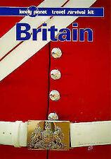 Britain by Richard Everist, Pat Yale, Tony Wheeler, Sean Sheehan, Bryn Thomas...