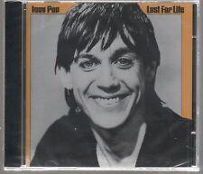 IGGY POP LUST FOR LIFE CD SIGILLATO!!!