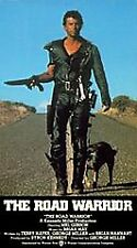 The Road Warrior Mad Max (VHS, 1991) Mel Gibson
