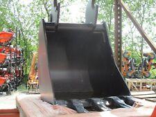 Kubota K7427 24 Quick Attach Trenching Bucket For Kx080 4s2 Excavator