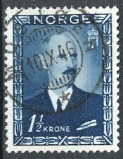 Norway 1946, NK 351 Son Mosjøen 10-IX-46 (NO)