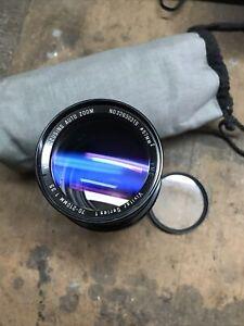 Vivitar Series 1 for Canon FD 70-210mm f/3.5 Macro MF Zoom Lens C/FD Mount MINT