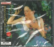 Within Temptation Enter Japan Import + 1 Bonustrack Neu OVP Sealed mit Obi