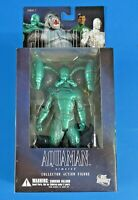DC DIRECT Justice League AQUAMAN ARMORED Series 7 ACTION FIGURE ~ NEW