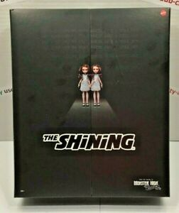 The Shining ~ Grady Twins ~ Doll ~ Monster High ~ Collector ~ Mattel ~ Sealed