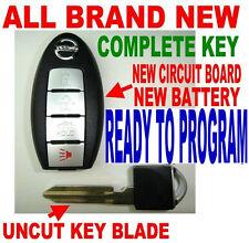 INTELLIGENT KEY PROX REMOTE SMART CHIP KEYLESS ENTRY FOB TRANSMITTER CLICKER N22
