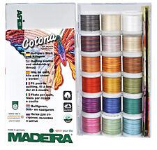 Madeira Cotona 18 Spool Gift Box