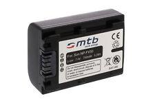 Batería NP-FV50 NPFV50 para Sony DCR-SR78, SR88, SR73, SR83 / DCR-SX15, SX20