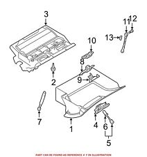 For BMW Genuine Glove Box Support 51168235256