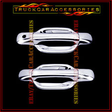 For GMC Canyon 2004-2008 2009 2010 2011 Chrome 2 Door Handle Covers WITHOUT PK