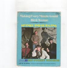 (IJ38) Spanky & Our Gang, Making Every Minute Count - 4 inch flexi-disc unopened