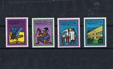 REPUBLIQUE RWANDAISE - 10eme ANNIVERSAIRE DE L'UNIVERSITÉ DU RWANDA. SET, MNH