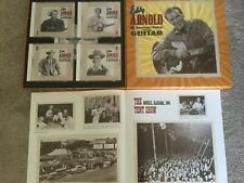 EDDY ARNOLD  -  THE TENNESSE PLAYBOY   -  AND HIS GUITAR  -  5CD BOX SET  -  THE