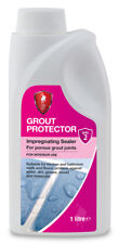 LTP Grout Protector 1 Litre - Sealer for Porous Grout in Kitchens, Bathrooms etc