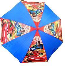 "Disney Cars 3 World Grand Prix Boys Blue 21""Umbrella"