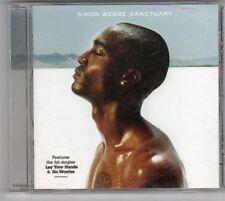 (ES484) Simon Webbe, Sanctuary - 2005 CD