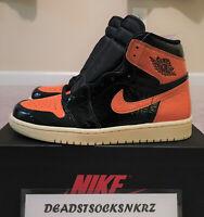 Nike Air Jordan 1 Retro High OG Shattered Backboard 3.0 555088 028 Szs 3.5Y-12