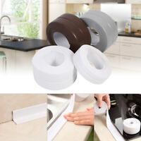 3.2m Self Adhesive Bath Wall Sealing Strip Sink Basin Edge Trim Kitchen Tool New