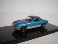 ELAN DE LOTUS S4 SPRINT 1971 BLEU MÉTALLIQUE 1/43 SPARK S1242 NEUF