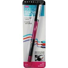 MAYBELLINE COLOR SHOW CRAYON KOHL EYE LINER 310 MAGIC MAGENTA 100% Brand New