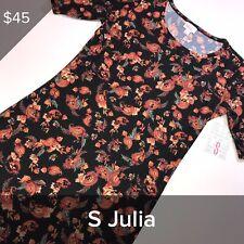 Lularoe Julia Dress Small NWT