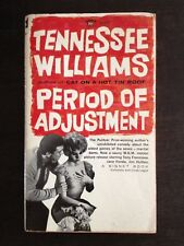 TENNESSEE WILLIAMS PERIOD OF ADJUSTMENT JANE FONDA FIRST EDITION MOVIE TIE-IN