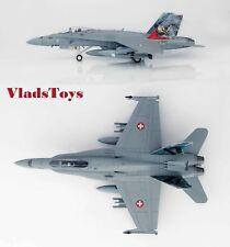 Hobby Master 1:72 F/A-18C Hornet Swiss AF 17 Staffel #J-5017 Payerne AB HA3599