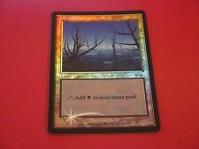 MTG MAGIC PROMOTIONAL CARDS FOIL SWAMP URZA'S SAGA