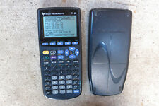 Ti-89 Graphing Calculator with Cover, Used