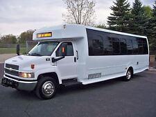 2010 Chevrolet C5500 Church Adult Care Coach Bus , 27 Passenger, Turtle Top by