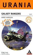 URANIA Harrison Harry GALAXY RANGERS  n° 1517