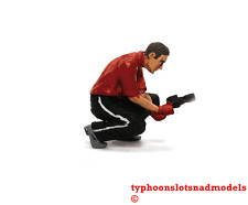 70007 Avant Slot - Mechanics Set - Wheel Mechanic - 1:32 Scale Figure - New