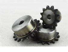 #25 Chain Drive Sprocket 11T Pitch 6.35mm 04C11T Outer Dia 25mm For #25 Chain