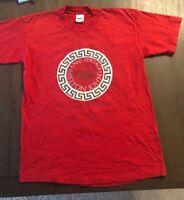 Vintage 1992 1993 ELTON JOHN WORLD TOUR VERSACE T-SHIRT Authentic The One