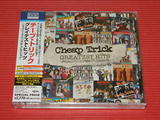 CHEAP TRICK GREATES HITS JAPANESE SINGLE COLLECTION JAPAN BLU-SPEC CD + DVD