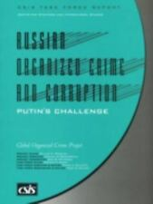 Russian Organized Crime and Corruption: Putin's Challenge-ExLibrary