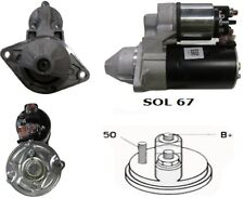 Starter Motor Fit Opel Astra H Twintop H1.8 1.6 2005-2010