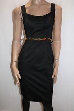 TFNC LONDON Brand Black Sleeveless Wiggle Dress Size L BNWT #TQ10